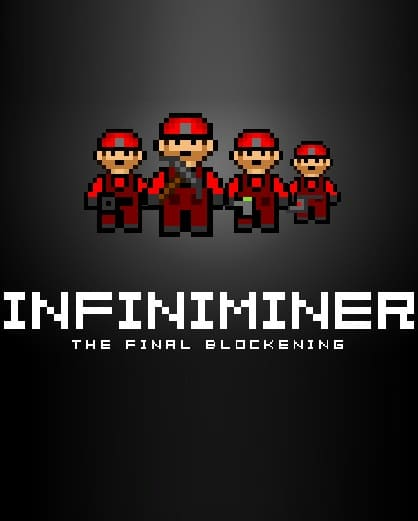 Обзор игры Infiniminer