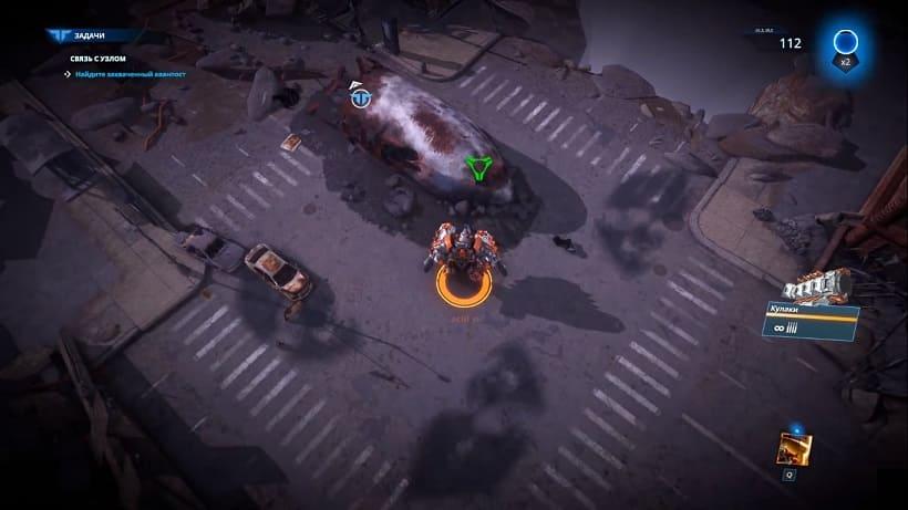Обзор игры Livelock