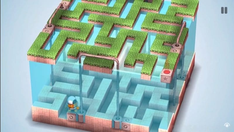Обзор игры Mekorama