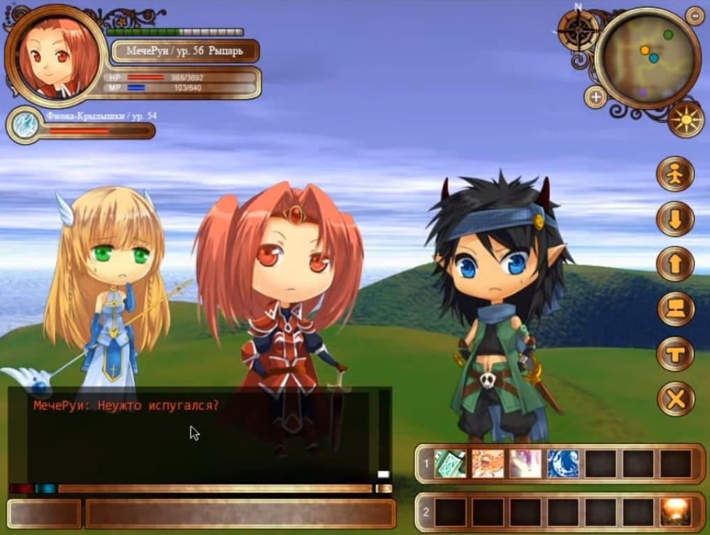 Обзор игры Re: Alistair ++