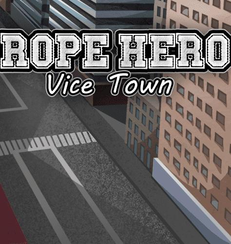 Обзор игры Rope Hero: Vice Town