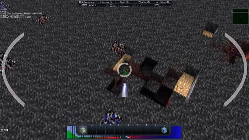 Обзор игры StarMade