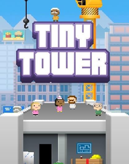 Обзор игры Tiny Tower