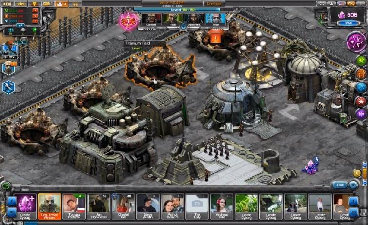 Обзор игры Total Domination