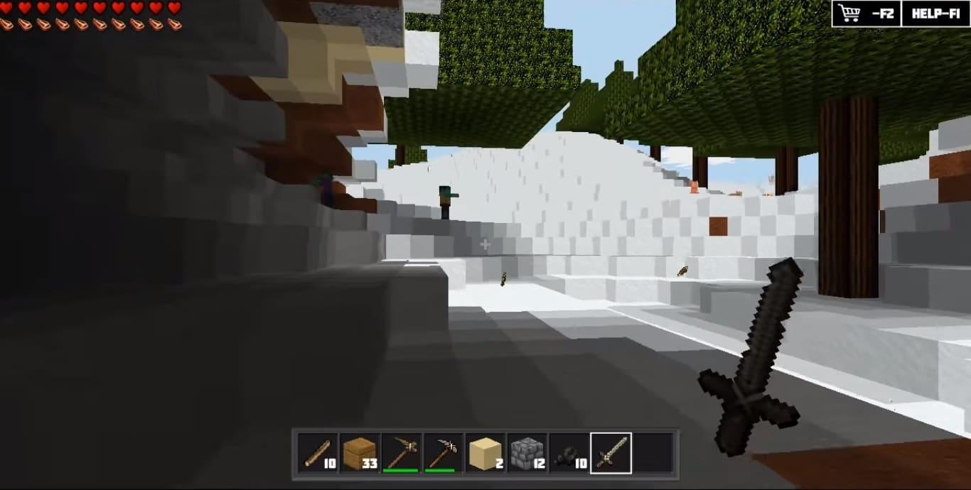 Обзор игры World of Cubes
