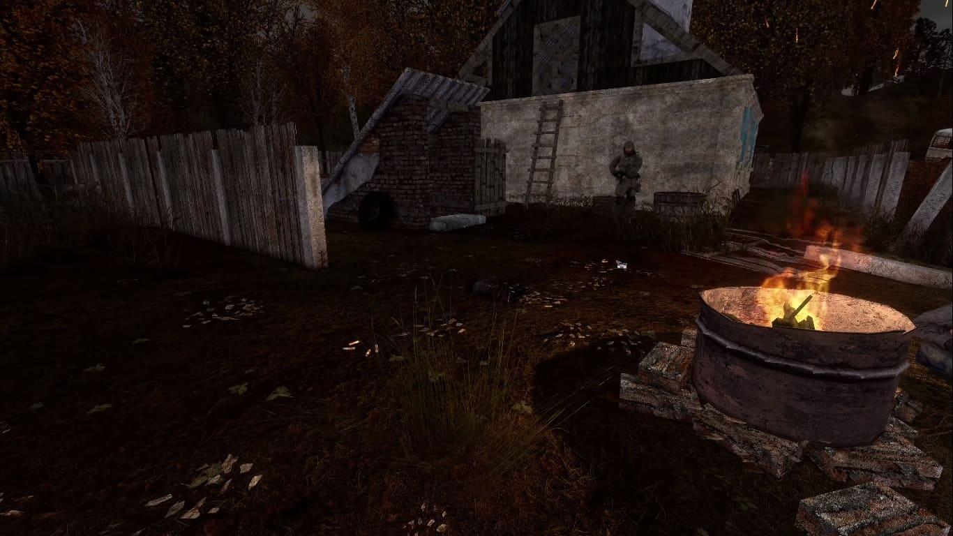 Вышел великолепный ремастер для игры S.T.A.L.K.E.R.: Тень Чернобыля