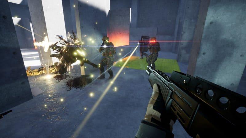 Вышла игра Trepang2, которая станет настоящим духовным наследником игры F.E.A.R.