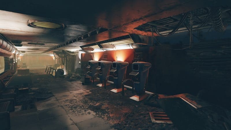 Bethesda показала несколько фотографий новой игровой локации в Fallout 76