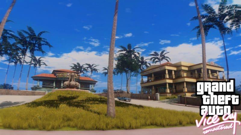 GTA: Vice City перенесли на движок игры GTA V