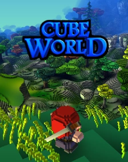 Игры похожие на Cube World