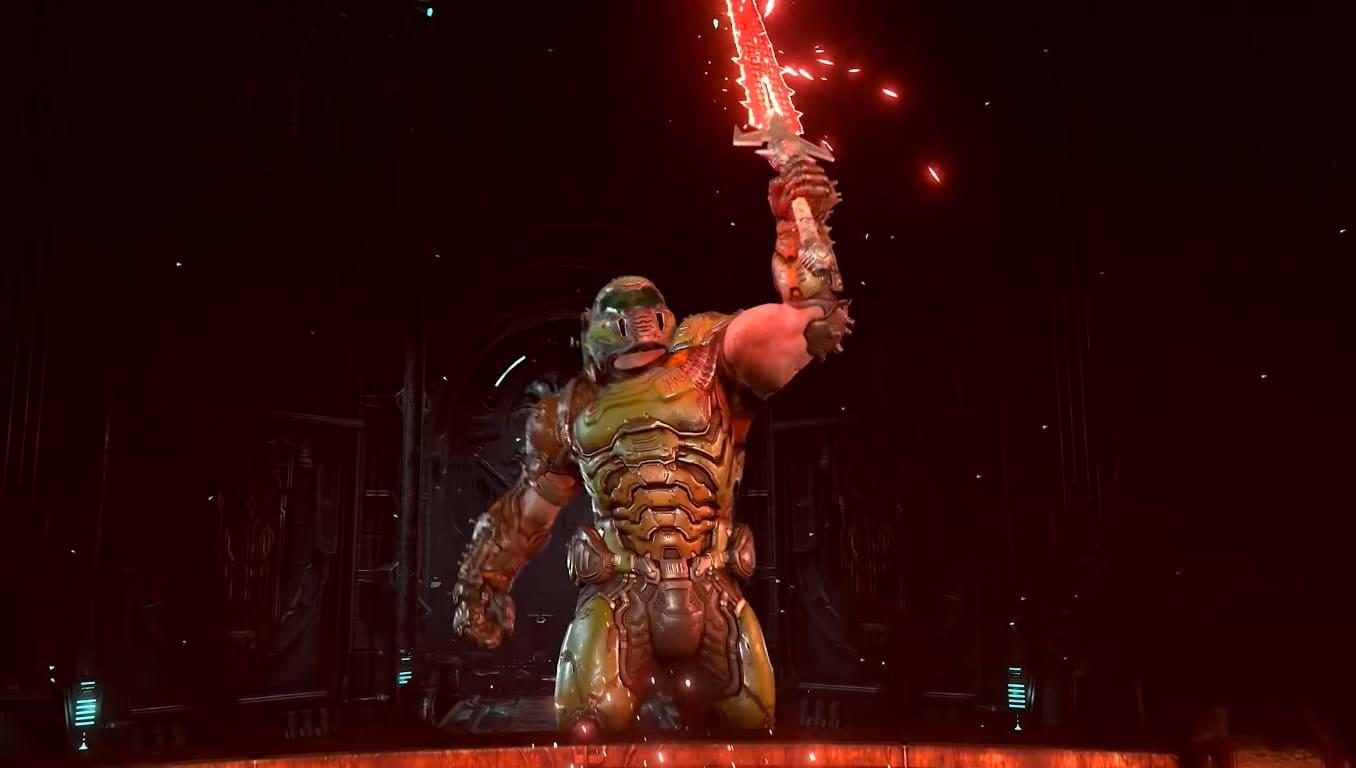 Новый трейлер Doom Eternal. Впечатляет, ничего не скажешь