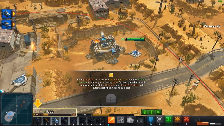 Обзор игры AirMech