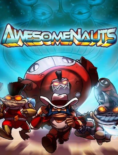Обзор игры Awesomenauts
