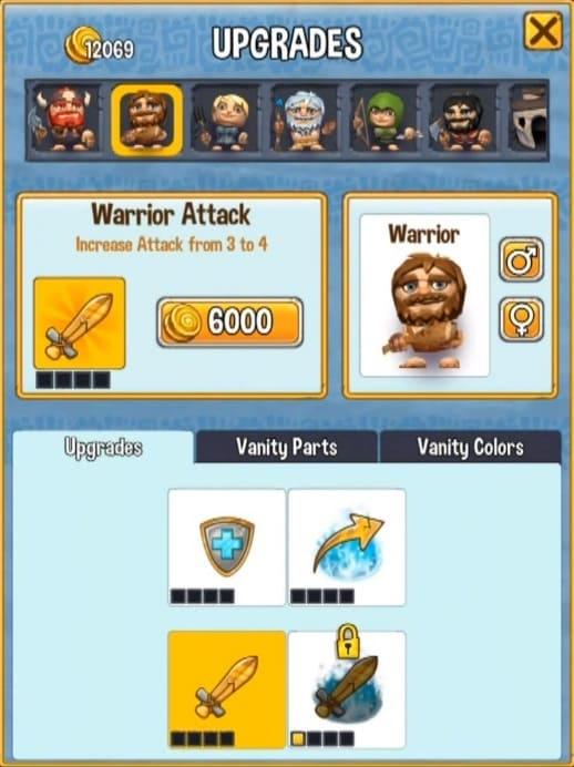 Обзор игры Cavemania