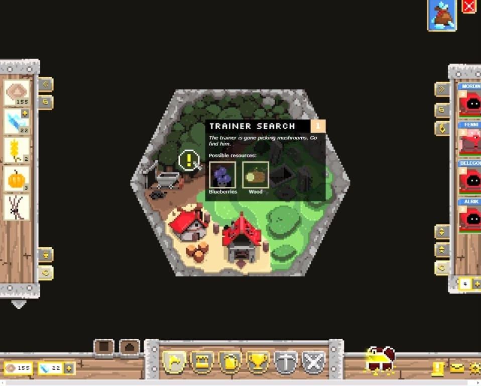 Обзор игры Dark Gnome