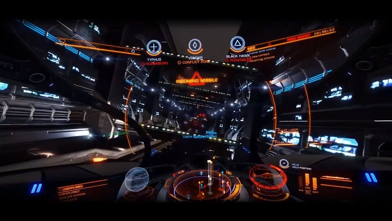 Обзор игры Elite: Dangerous