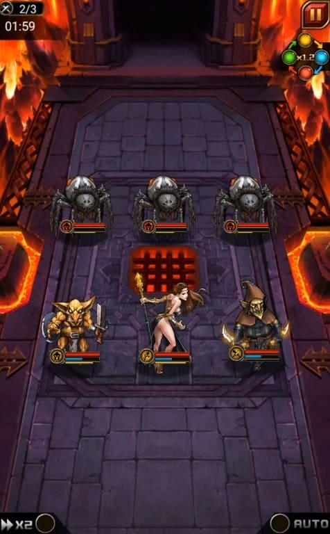 Обзор игры Game of Summoner