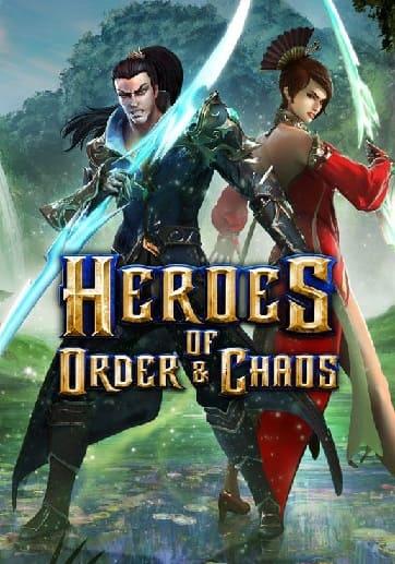 Обзор игры Heroes of Order & Chaos