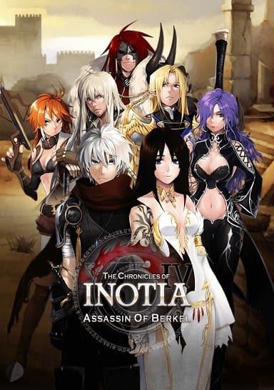 Обзор игры Inotia 4