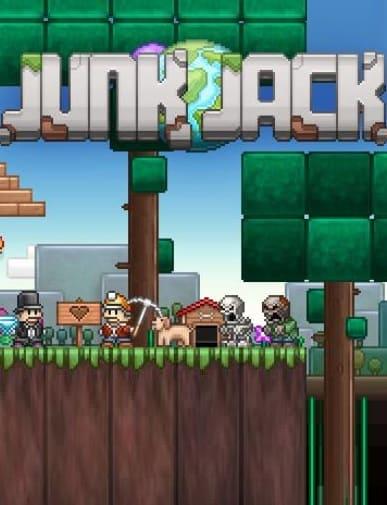 Обзор игры Junk Jack
