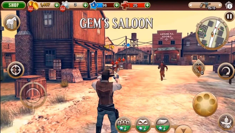 Обзор игры Six-Guns: Gang Showdown