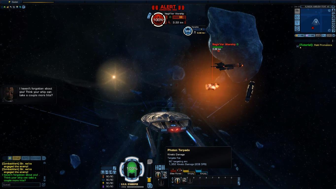 Обзор игры Star Trek Online
