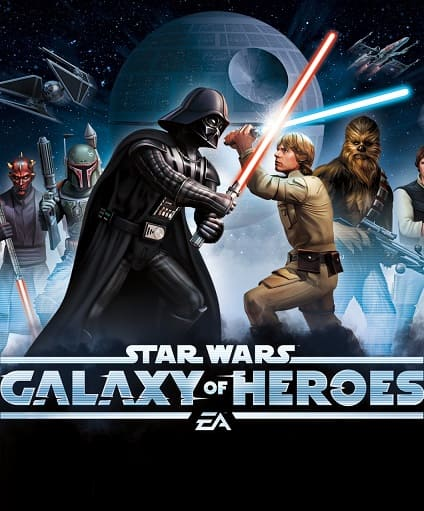 Обзор игры Star Wars: Galaxy of Heroes