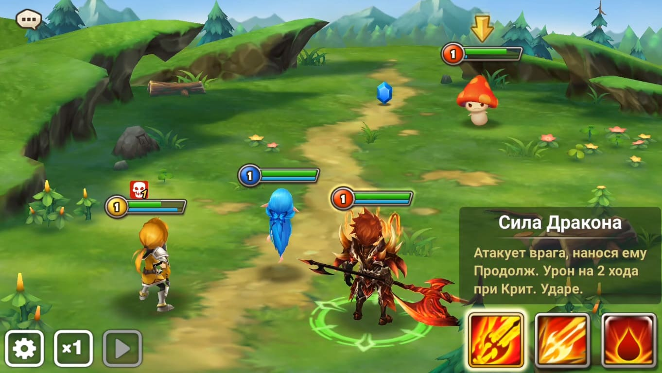 Обзор игры Summoners War
