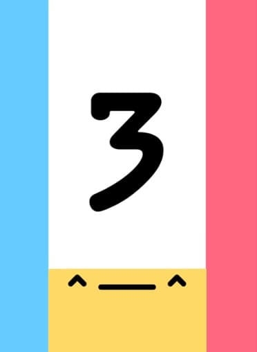 Обзор игры Threes!
