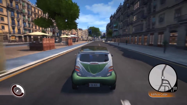 Обзор игры Wheelman