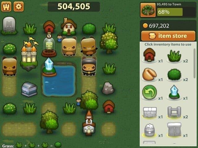 Обзор игры Triple Town