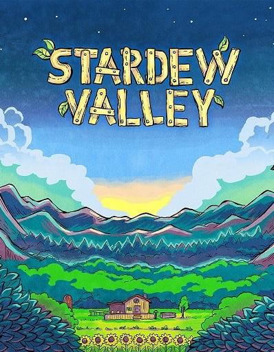 Игры похожие на Stardew Valley