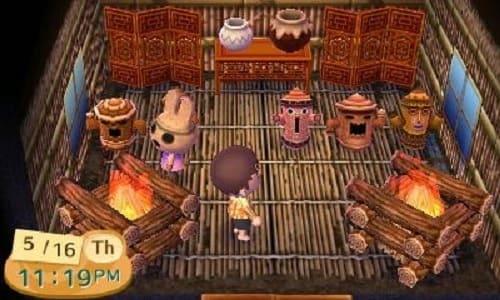 Обзор игры Animal Crossing: New Leaf