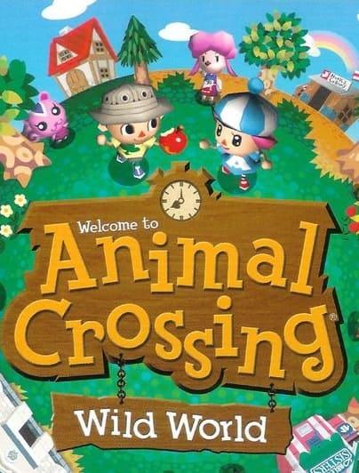 Обзор игры Animal Crossing: Wild World