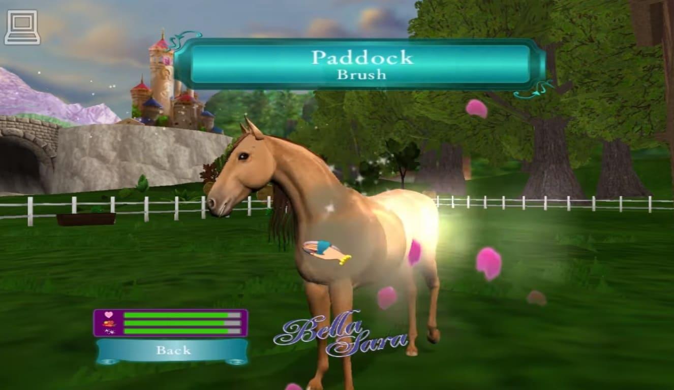 Обзор игры Bella Sara