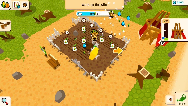 Обзор игры Castaway Paradise