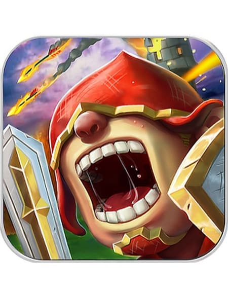 Обзор игры Clash of Lords 2: Guild Castle