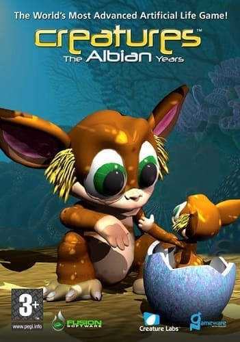 Обзор игры Creatures: The Albian Years