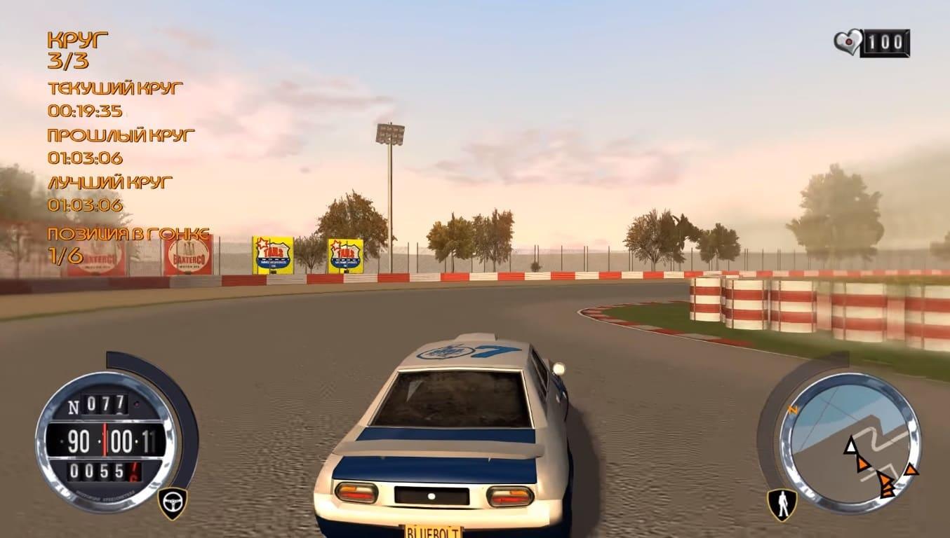 Обзор игры Driver: Parallel Lines