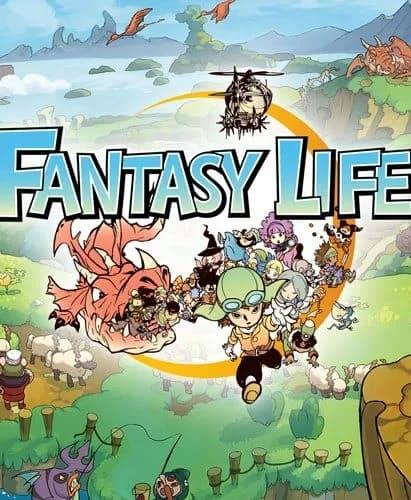 Обзор игры Fantasy Life
