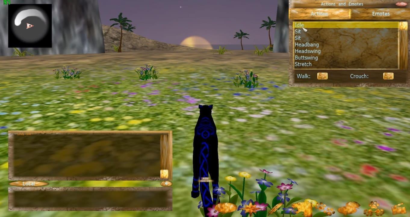 Обзор игры Feral Heart