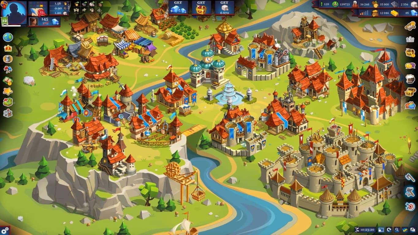 Обзор игры Game of Emperors
