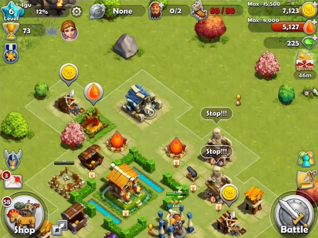Обзор игры Hero Sky: Epic Clash