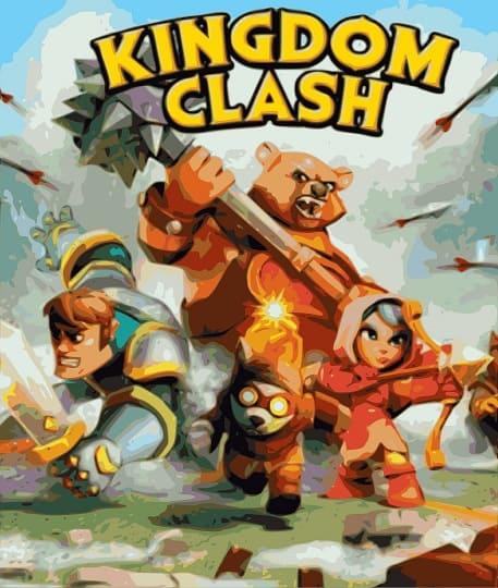 Обзор игры Kingdom Clash