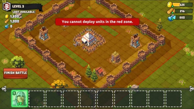 Обзор игры Lords & Castles