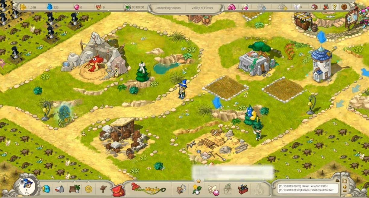 Обзор игры Miramagia