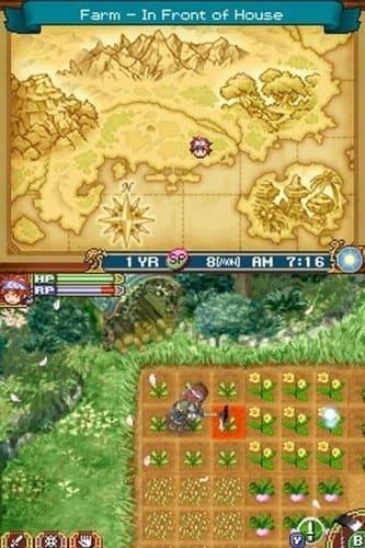 Обзор игры Rune Factory 2
