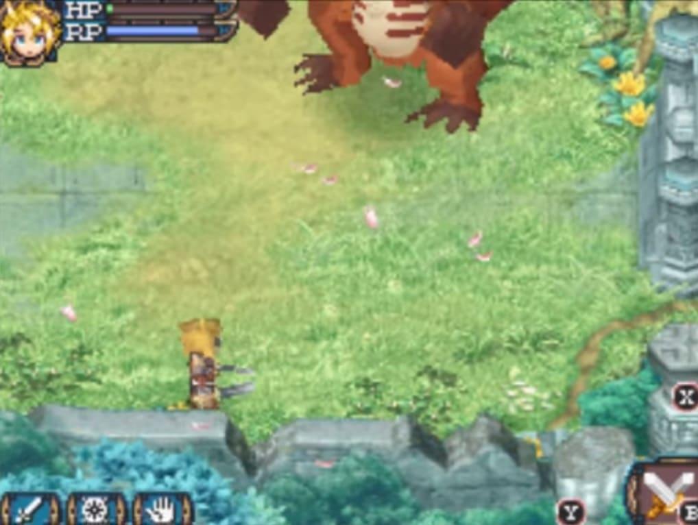 Обзор игры Rune Factory 3: A Fantasy Harvest Moon