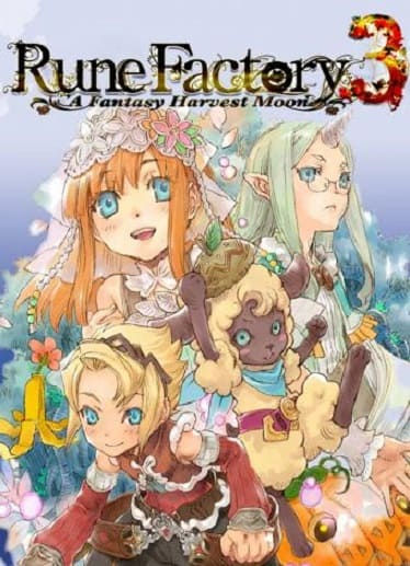 Обзор игры Rune Factory 3: A Fantasy Harvest Moon