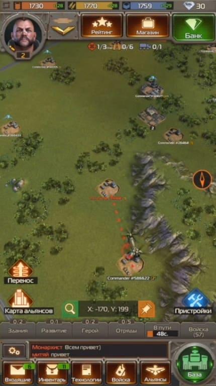 Обзор игры Soldiers Inc.